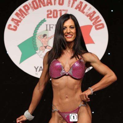 Campionato Italiano Bikini Ifbb viso