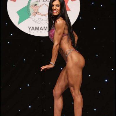 Campionato Italiano Bikini Ifbb laterale