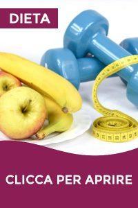 Modello Piano Alimentare Personalizzato - visita nutrizionale - consulenza nutrizionale online