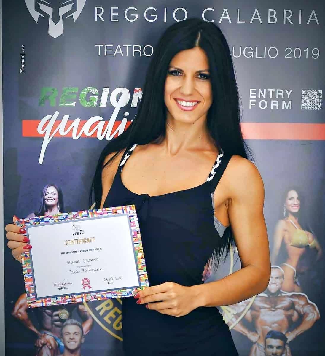 Valeria Galfano - nutrizionista roma eur - personal trainer
