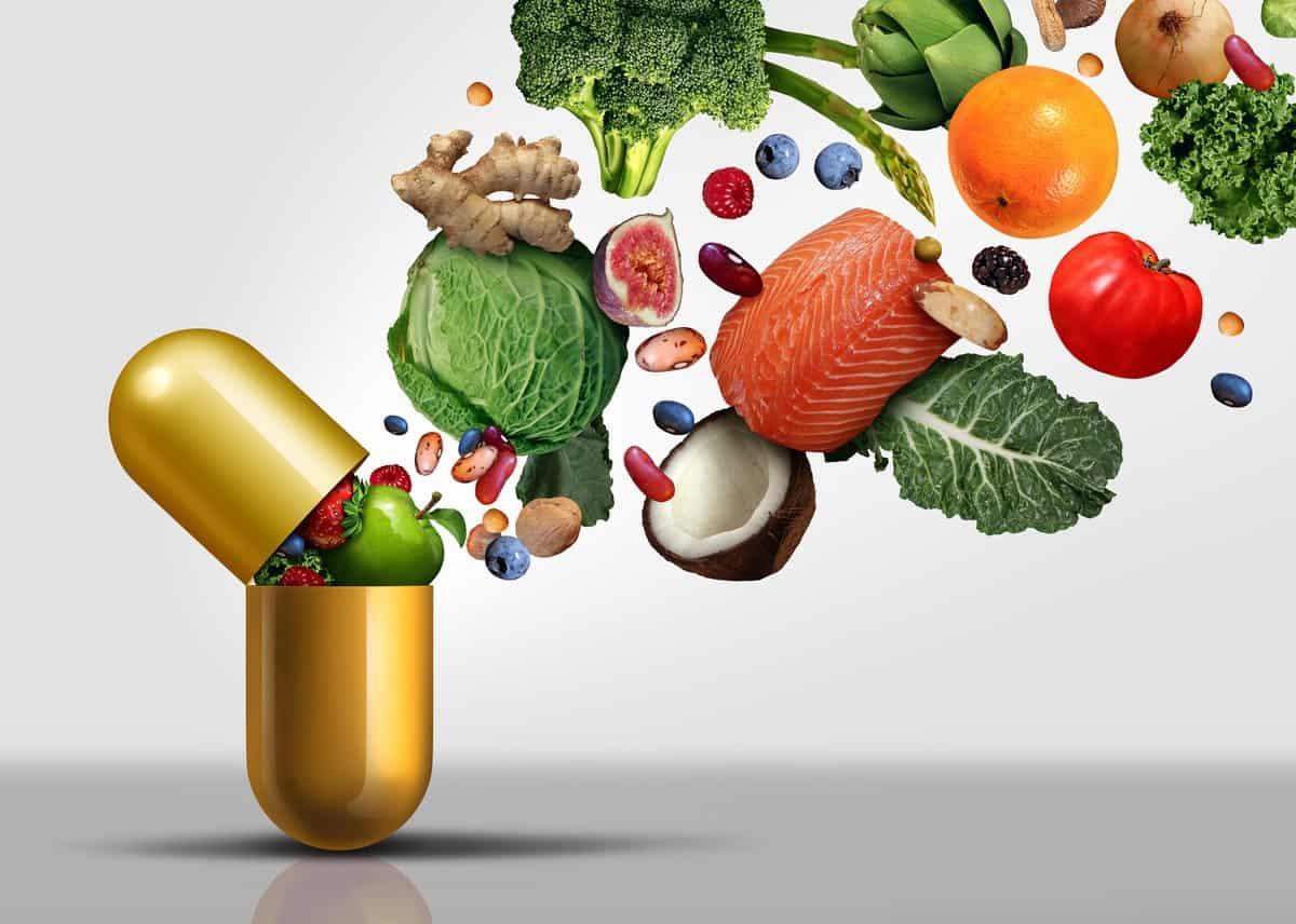 integratori antiossidanti