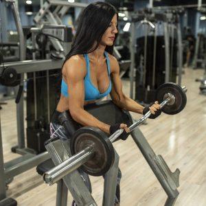 scheda allenamento donna simas