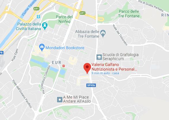 nutrizionista roma eur studio - visita nutrizionale