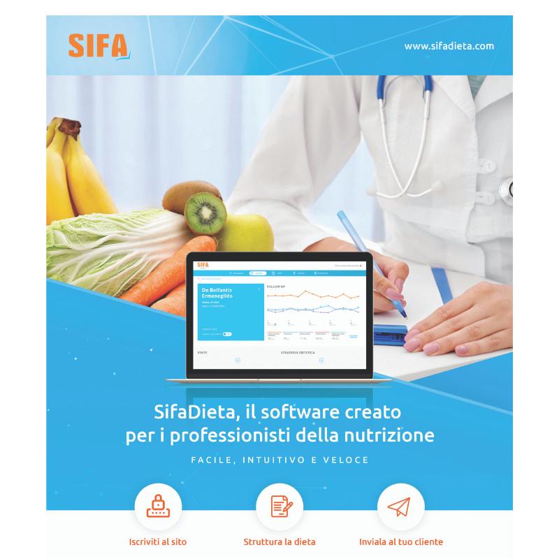 Nutrizionista Roma Valeria Galfano - sifa dieta