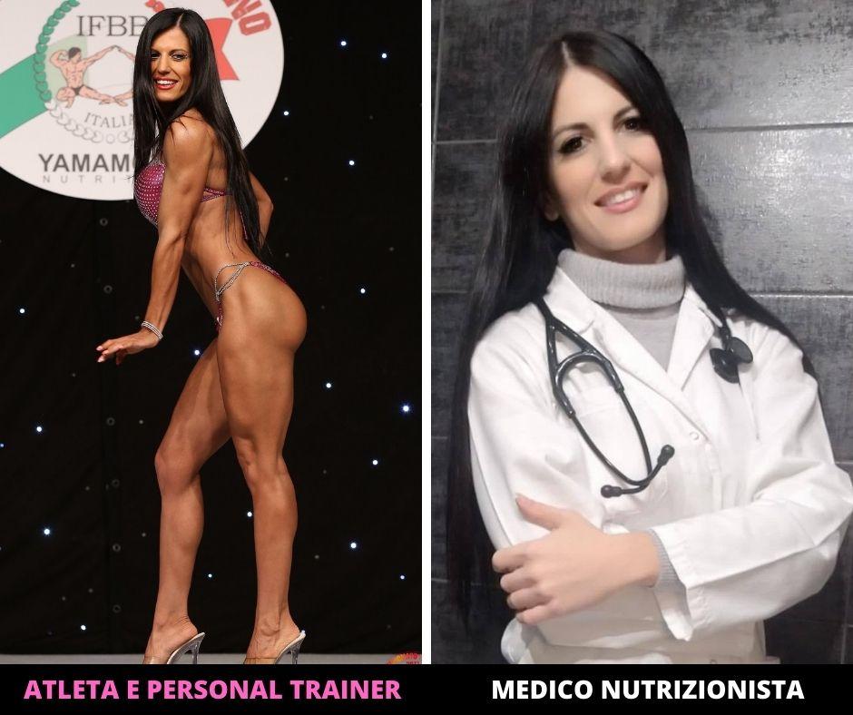 Valeria Galfano - nutrizionista Roma Eur - dietologo - nutrizionista sportivo - personal trainer