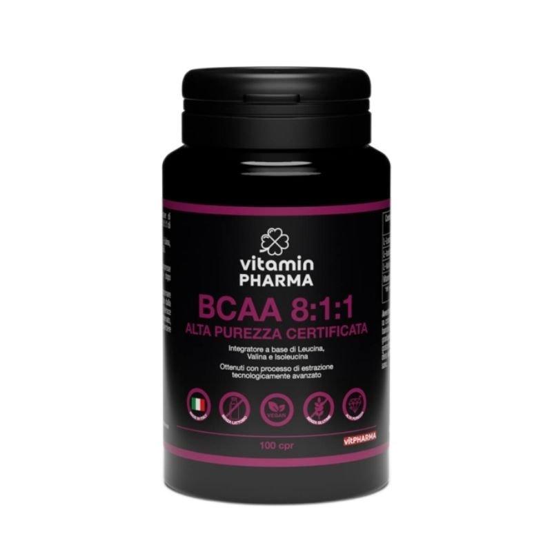 vitaminPharma - integratori alimentari - bcaa