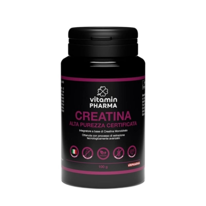 vitaminPharma - integratori alimentari - creatina
