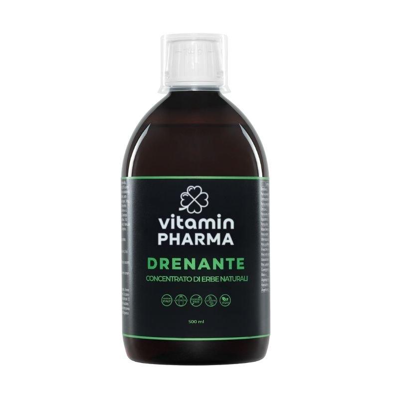 vitaminPharma - integratori alimentari - drenante