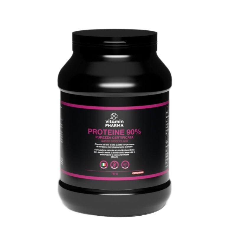 vitaminPharma - integratori alimentari - proteine