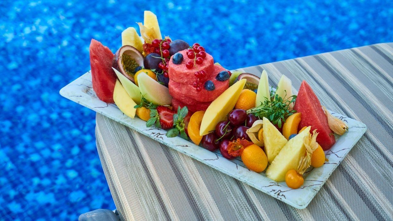 dieta in vacanza