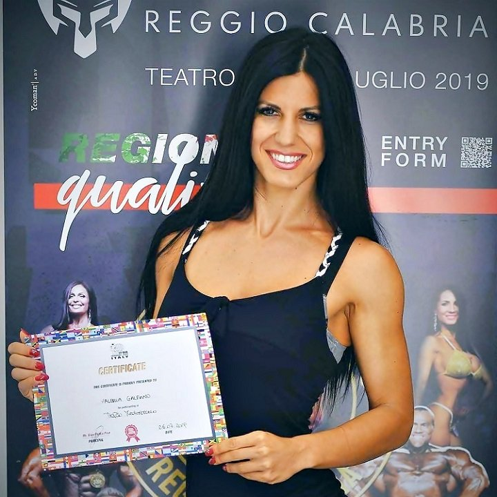 valeria galfano nutrizionista roma e docente fitness